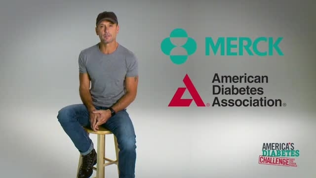 Tim McGraw talks healthy eating choices.
