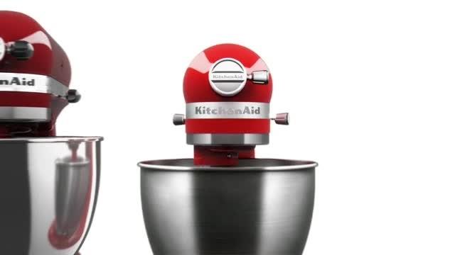 The New KitchenAid® Artisan® Mini Stand Mixer: Small Yet Mighty