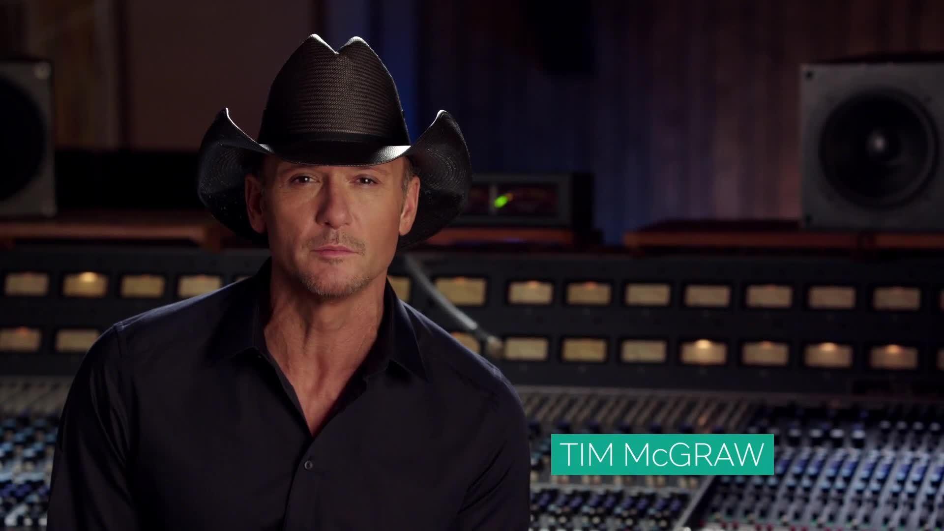 Tim McGraw speaks about type 2 diabetes.