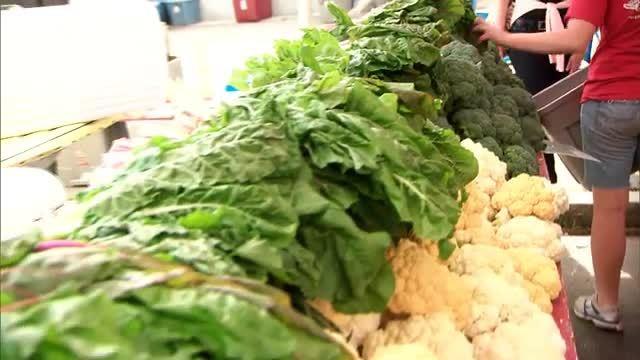 Handle Fresh Produce & Juice Safely