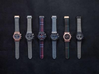 "Hublot เปิดตัวนาฬิกาคอลเลคชั่นใหม่ ""Classic Fusion Italia Independent"""