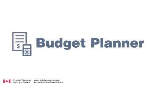 Budgeting made easy with FCAC's new interactive Budget Planner