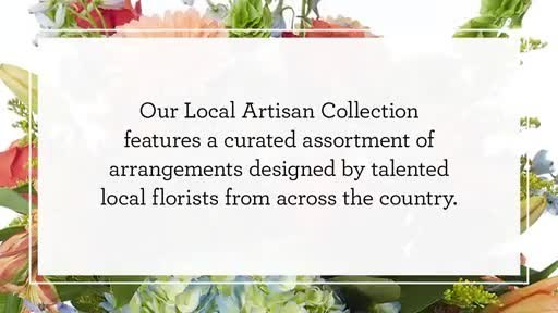 Behind-the-Scenes Video on the Creation of the Local Artisan Collection