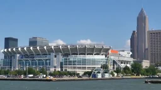 ParkMobile gives Cleveland Browns fans a smarter way to park at FirstEnergy Stadium. With ParkMobile, you can easily reserve a parking spot before you head to the game. So you drive right to the lot and have a guaranteed spot waiting for you. You can make a reservation at clevelandbrowns.parkmobile.io or on the ParkMobile app.