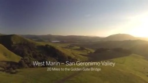 West Marin is becoming a second home market for affluent residents of the San Francisco Bay Area.