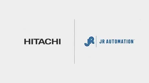 JR Automation and Hitachi's new partnership will provide customers with a single-source vendor, combining JR Automation's expertise in robotic systems integration with Hitachi's deep skill sets in digital technology and IIoT solutions for manufacturing and distribution.