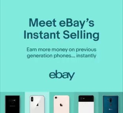 eBay Launches New Program for Consumers to Instantly Sell Their Smartphones