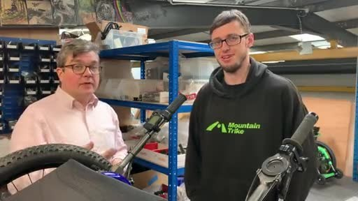 The Mountain Trike Company selects Flowlens MRP Software