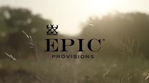 EPIC Provisions, the mission-based snack brand known for its humanely-raised, animal-based foods that improve the welfare and management of those animals, today underscored its commitment to advancing regenerative agriculture by debuting the first product to feature the science-based Land to Market™ Ecological Outcome Verification™ seal. Developed by the Savory Institute, The Land to Market program is the world's first verified regenerative sourcing solution for the food and fiber industries.