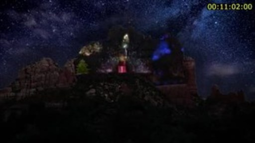 Sedona Northern Lights 30 secs preview