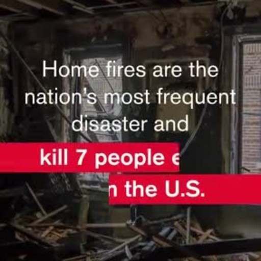 Almost all people surveyed said they've engaged in ordinary activities that are among the leading causes of home fires. For example, more than 70 percent of people said they've left the kitchen while cooking on the stove and nearly three in five adults have walked away from their grill while cooking.To help prevent home fires, the Red Cross urges everyone to always supervise cooking equipment and follow additional safety tips at redcross.org/homefires.
