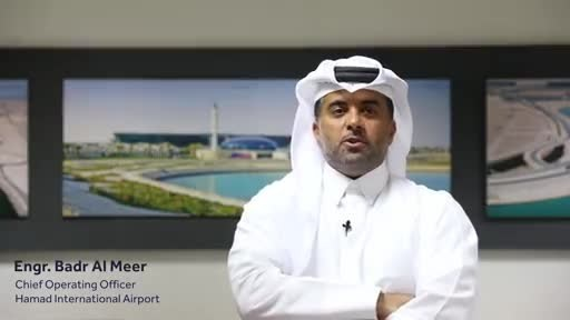 Qatar's Hamad International Airport ranked number one airport in the world by Skytrax World Airport Awards 2021.