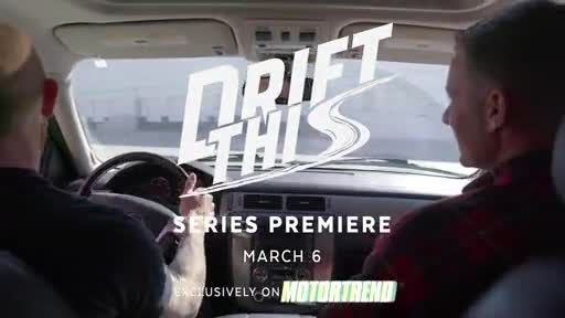 Everything Goes Sideways In MotorTrend's New Series DRIFT THIS