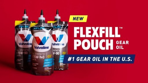 Valvoline Leads Packaging Innovation with Launch of FlexFill