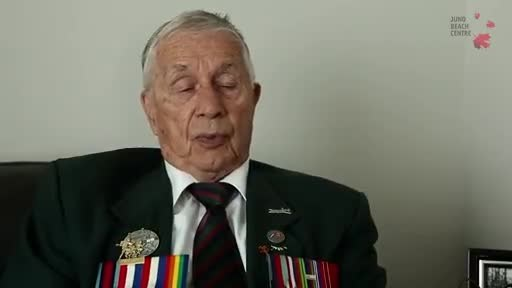 Jim Parks, D-Day veteran, describes landing on Juno Beach (0:13). Private Jim Parks served with the Royal Winnipeg Rifles and was 19 years old on D-Day. He was born in Winnipeg but now lives in Mount Albert, Ontario (north of Toronto).