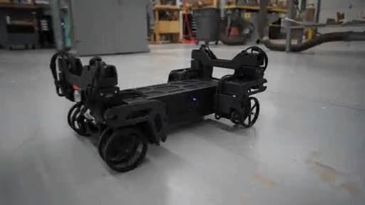 Hyundai 'Elevate' Concept | Robot Capabilities