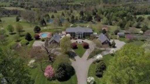 "112-Acre ""Emerald Hills"" Estate in Charlottesville, VA Set for Luxury Auction® June 23rd"