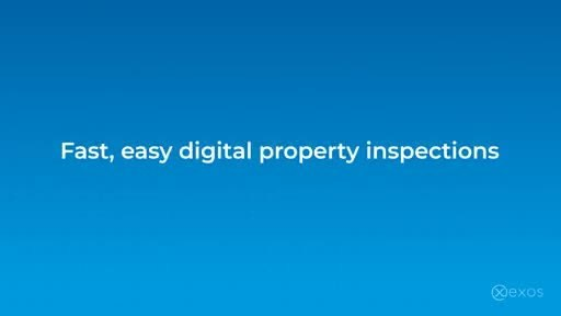 ServiceLink's EXOS Inspect app provides homeowners fast and easy digital property inspections.