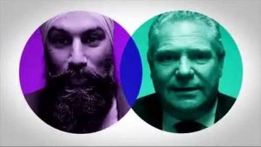 Video: Political Blind Date is a new TVO Original series premiering November 7 at 9 pm on TVO and on TVO.org.