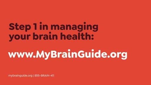 Una nueva Guía de salud sobre el cerebro con cuestionario para...
