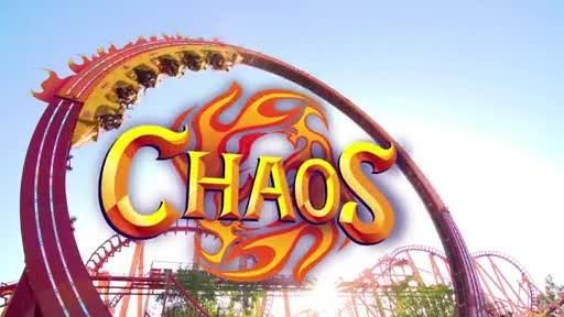 Chaos, La Ronde's new ride in 2019