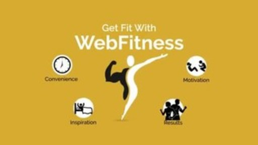 WebFitness is a new online fitness program offering a free introductory period in order to encourage people to try this new way of working out.