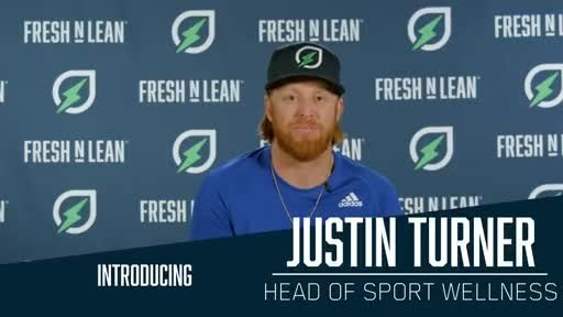 Fresh N' Lean Hits Home Run in Partnership with World Series Champion Justin Turner to Launch Whole30 Approved® New Meal Plan