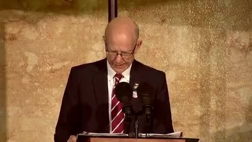 Remarks from U.S. Senator Pat Roberts of Kansas, chairman of the Eisenhower Memorial Commission, at the dedication of the Dwight D. Eisenhower Memorial.