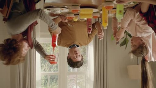 "Sparkling Ice(r) Unveils National Integrated Marketing Campaign ""Be Not Bland"""