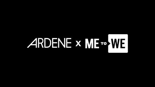 Ardene x ME to WE