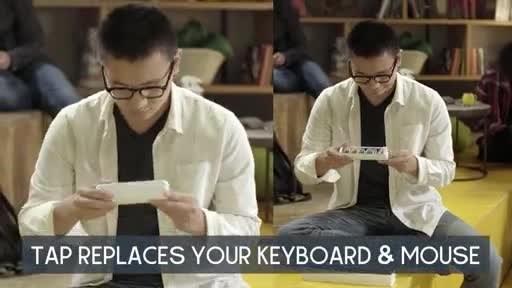 Tap wearable keyboard is here!