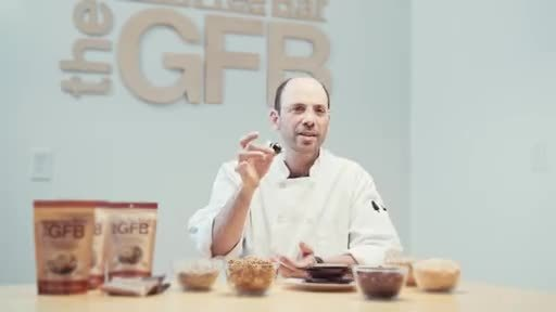 The Gluten Free Bar (GFB) expands product lineup with introduction of new, grab-and-go Bites.
