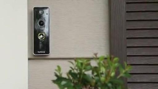 Video: NuTone Knock Smart Video Door Bell