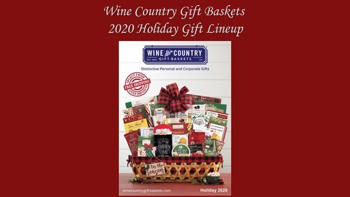 WineCountryGiftBaskets.com 2020 Holiday Gifts - Shop Early for Best Selection