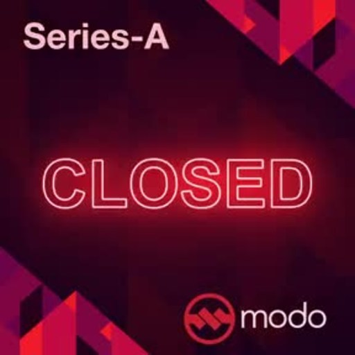 Modo announces the close of their $13M Series A financing.