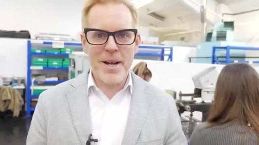 Tom Davies, Eyewear Designer and Orbis Ambassador, is supporting Orbis UK for this year's World Sight Day
