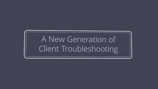 Better Client Troubleshoots with Voyance by Nyansa