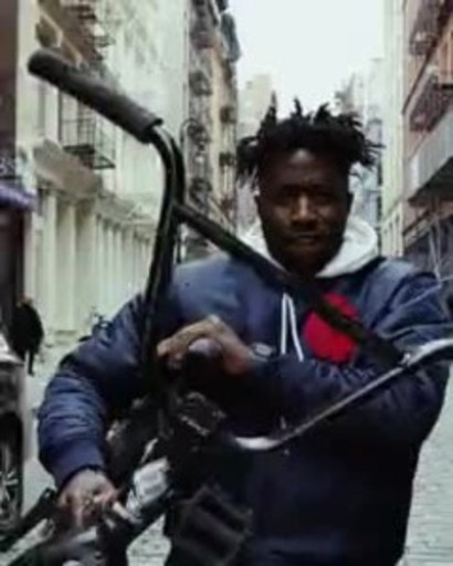 Nigel Sylvester in the G-SHOCK DW6900LU Stealth Military Watch