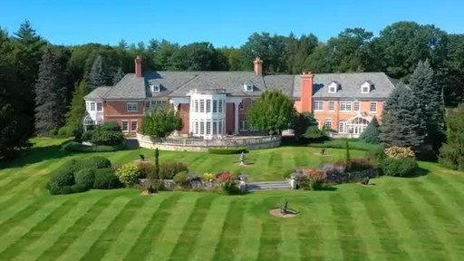 New Hampshire Mansion Featured in Wall Street Journal Readies for Luxury Auction® Sale Oct 15