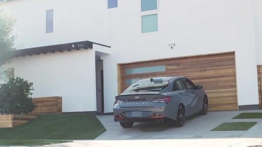 Hyundai Debuts Elantra Technology Videos