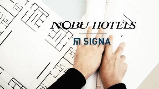 Nobu Hotel and Restaurant在德国Elbtower Hamburg开放,拥有Signa Real Estate