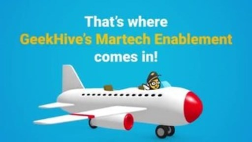 Learn how GeekHive supports clients to optimize their martech stack investments to deliver personalized customer journeys that increase ROI.
