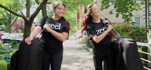 Zeel Massage Debuts in Rhode Island
