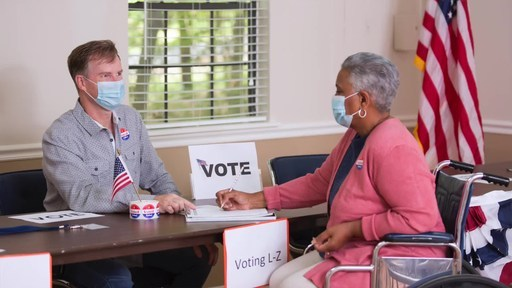 NCOA President and CEO Ramsey Alwin discusses the importance of educating older adult voters on how to safely participate in the upcoming elections.