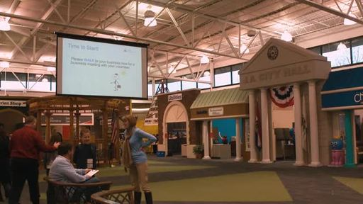 Middle School Students Learn Valuable Lessons about Pet Care at Nestle Purina's New Storefront in JA BizTown