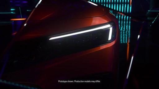 Spoiler: Next-Generation Honda Civic Prototype Drops November 17 on Twitch