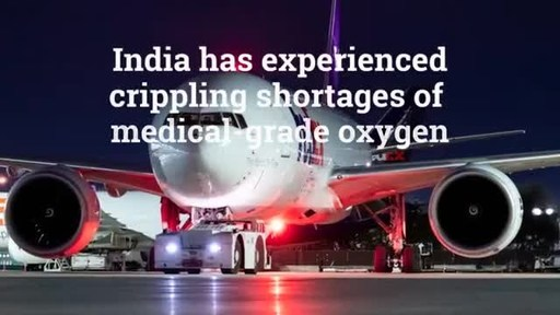 Direct Relief Sends Thousands of Oxygen Concentrators to India...
