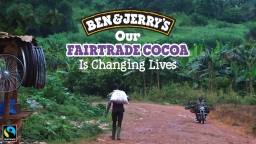Fairtrade and Ben & Jerry's deepen their longstanding partnership and commitment to economic justice for cocoa farmers by offering a higher price that will support the farmers towards achieving a living income.