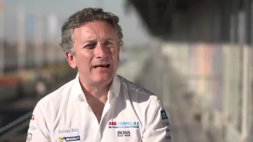 Alejandro Agag discusses his investment and chairmanship of EV Network