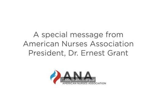American Nurses Association Honors Fallen Nurses on One-Year Anniversary of Coronavirus Pandemic